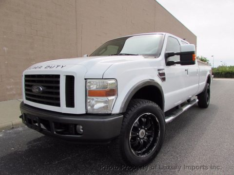incredible shape 2008 Ford F 350 4WD Crew Cab for sale