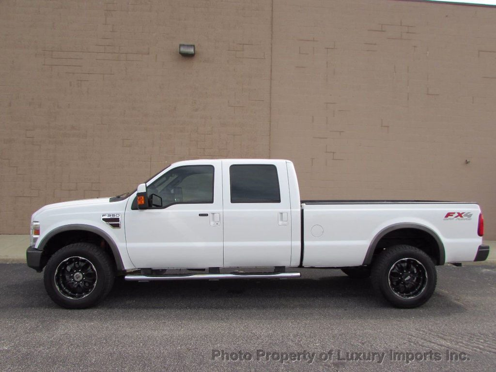 incredible shape 2008 Ford F 350 4WD Crew Cab