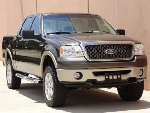 incredibly clean 2007 Ford F 150 Lariat Crew Cab for sale