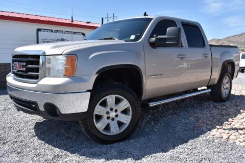 loaded 2007 GMC Sierra 1500 Crew Cab for sale