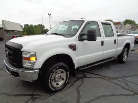needs engine service 2008 Ford F 250 XL Short BED 4×4 CREW CAB for sale