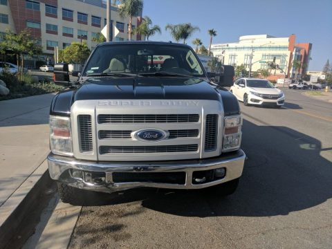 new paint 2008 Ford F 350 Lariat crew cab for sale