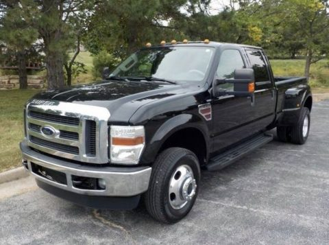 rust free 2008 Ford F 350 LARIAT crew cab for sale