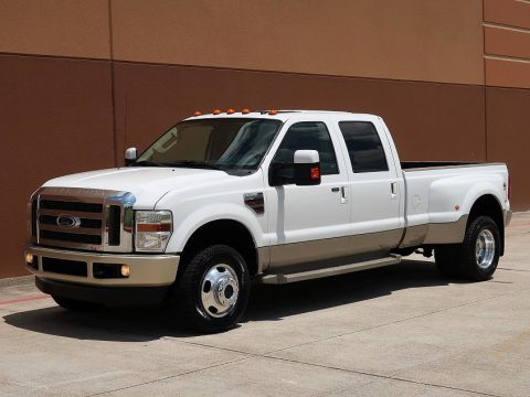 well equipped 2008 Ford F 350 crew cab for sale