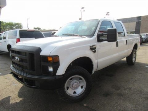 decent mileage 2009 Ford F 250 XL crew cab for sale