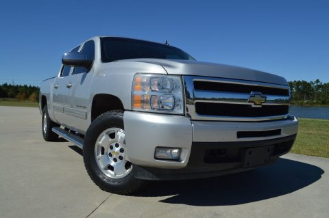 great shape 2010 Chevrolet Silverado 1500 LTZ crew cab for sale