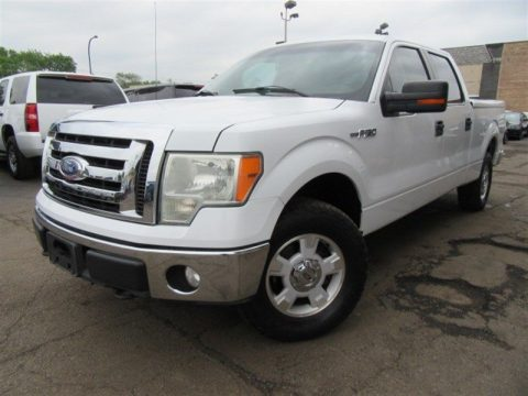 loaded 2009 Ford F 150 XLT Supercrew crew cab for sale