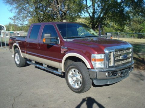 loaded 2010 Ford F 250 LARIAT crew cab for sale