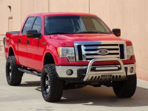 optioned 2009 Ford F 150 XLT Crew Cab for sale