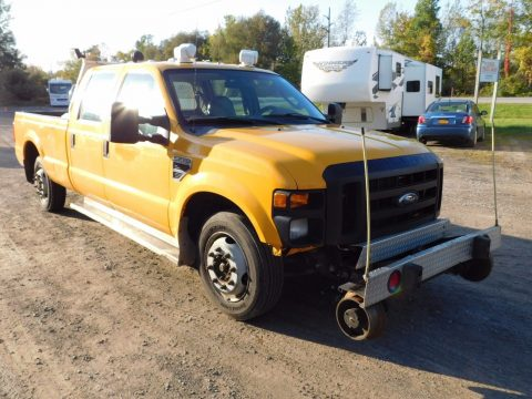 railroad truck 2009 Ford F 250 xl crew cab for sale