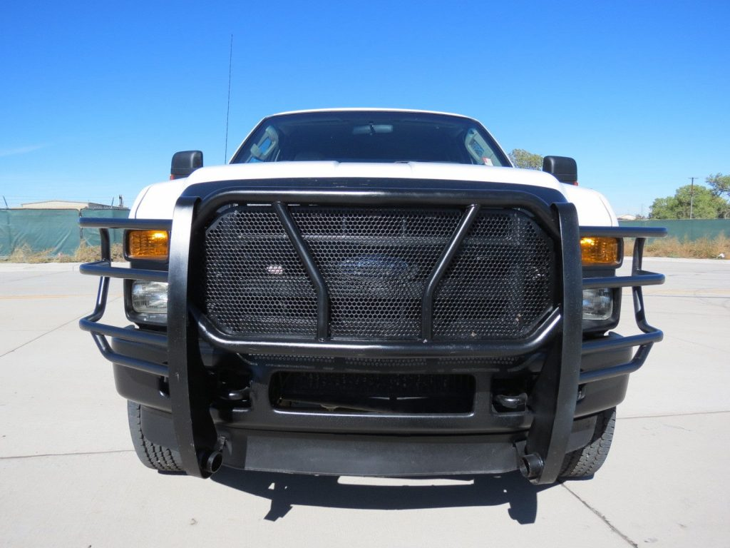 ready to tow 2010 Ford F 250 XL crew cab