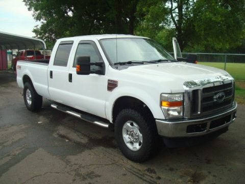 runs great 2010 Ford F 250 XLT crew cab for sale