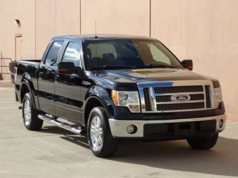 sharp 2009 Ford F 150 Lariat Crew Cab for sale