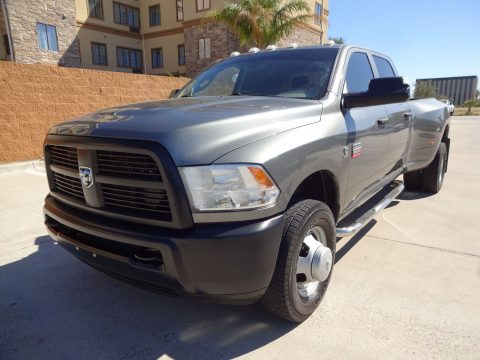 turbocharged 2012 Ram 3500 ST crew cab for sale