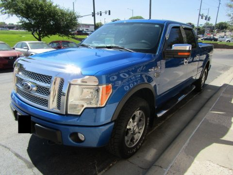 very nice 2009 Ford F 150 4WD Supercrew FX4 crew cab for sale