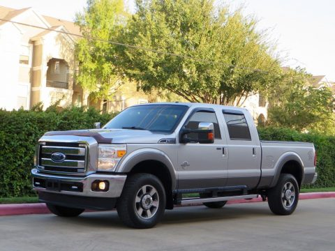 completely stock 2011 Ford F 350 4×4 6.7L lariat crew cab for sale