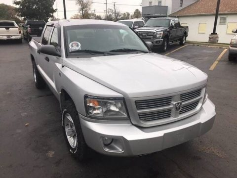 four wheel drive 2011 Ram Dakota Big Horn Crew Cab for sale
