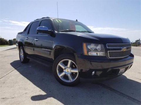 loaded 2011 Chevrolet Avalanche LT crew cab for sale