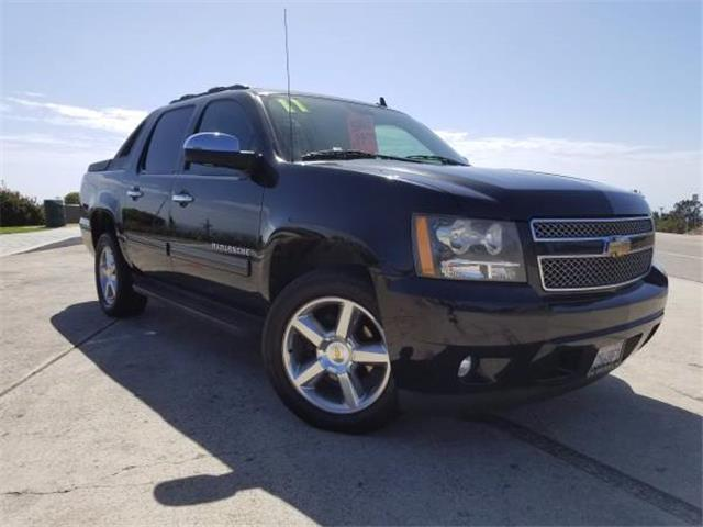loaded 2011 chevrolet avalanche lt crew cab for sale. Black Bedroom Furniture Sets. Home Design Ideas