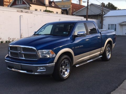 loaded 2011 Ram 1500 laramie crew cab for sale