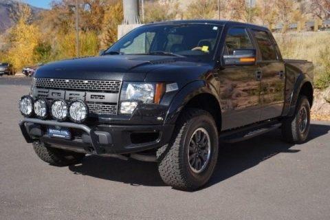 many upgrades 2011 Ford F 150 SVT Raptor crew cab for sale