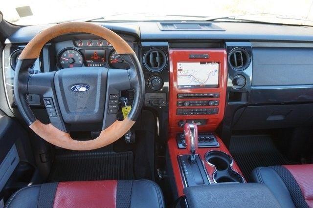 many upgrades 2011 Ford F 150 SVT Raptor crew cab