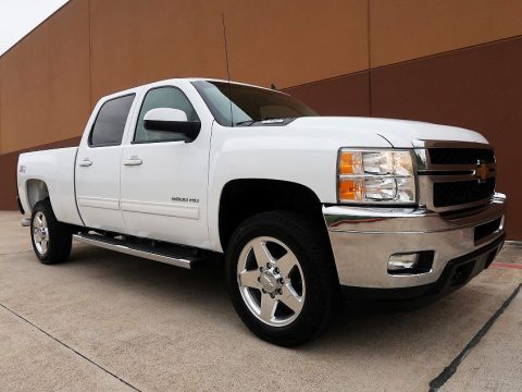 mint 2011 Chevrolet Silverado 2500 LTZ Crew cab for sale