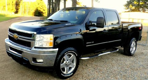 non smoker 2011 Chevrolet Silverado CREW cab for sale