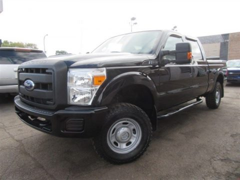 serviced 2011 Ford F 250 XL crew cab for sale