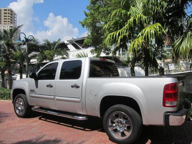 Texas Edition 2011 GMC Sierra 1500 Crew Cab