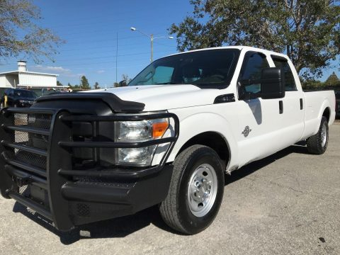 turbo engine 2011 Ford F 250 CREW CAB for sale