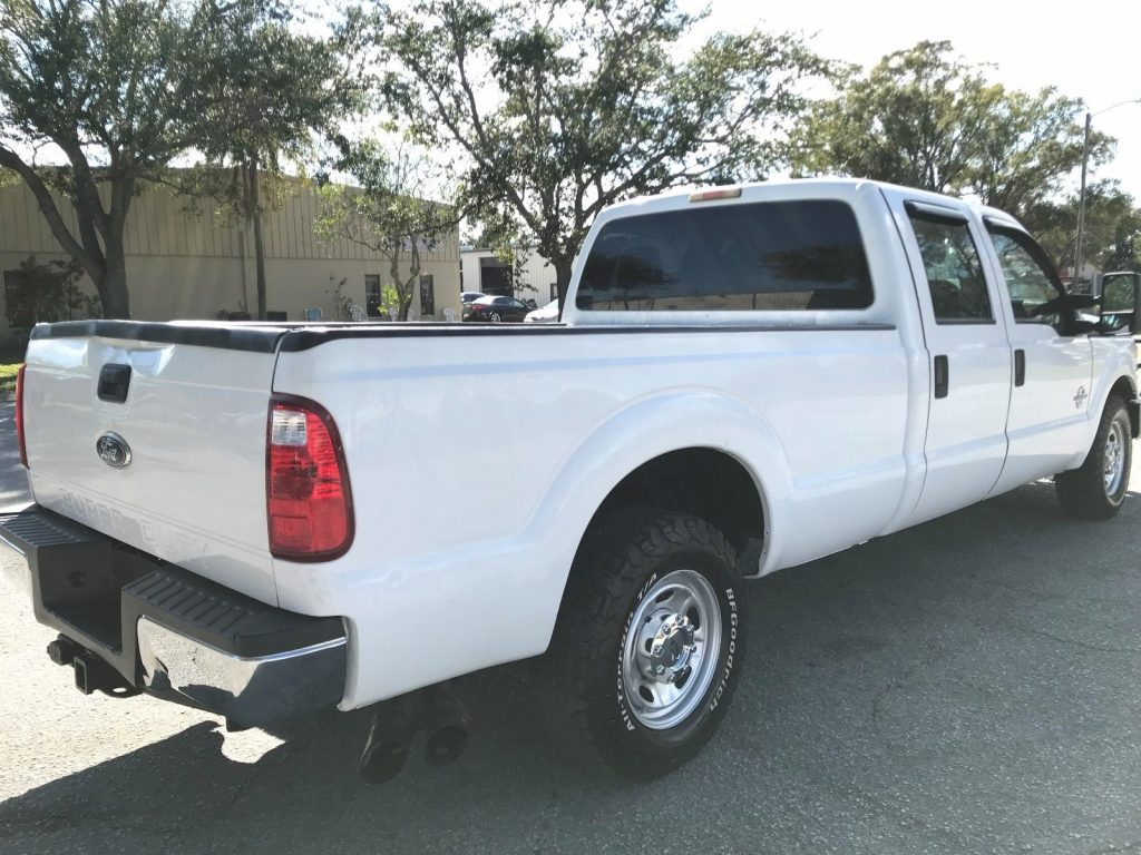 turbo engine 2011 Ford F 250 CREW CAB