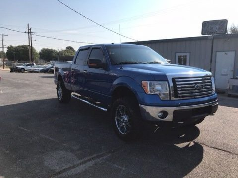 very nice 2011 Ford F 150 XTR crew cab for sale