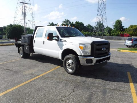clean 2012 Ford F 350 XLT crew cab for sale