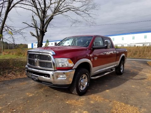 excellent shape 2012 Ram 2500 Laramie crew cab for sale