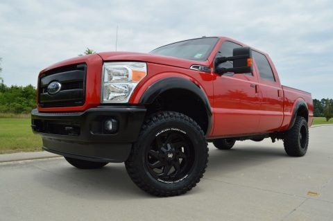 great shape 2012 Ford F 250 Lariat crew cab for sale