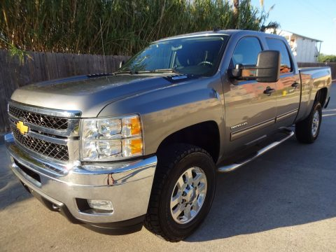 loaded 2012 Chevrolet Silverado 2500 LT crew cab for sale
