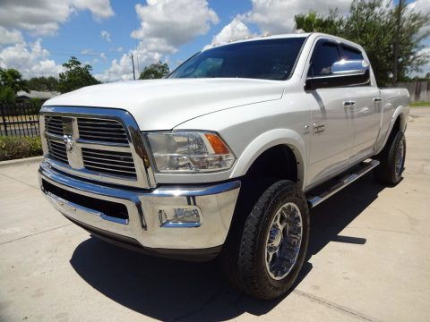 loaded 2012 Dodge Ram 2500 Laramie Longhorn crew cab for sale