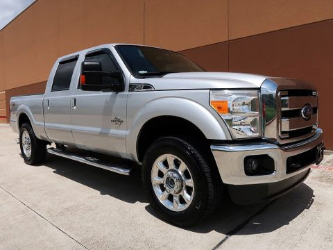 loaded 2012 Ford F 250 Lariat Crew Cab for sale
