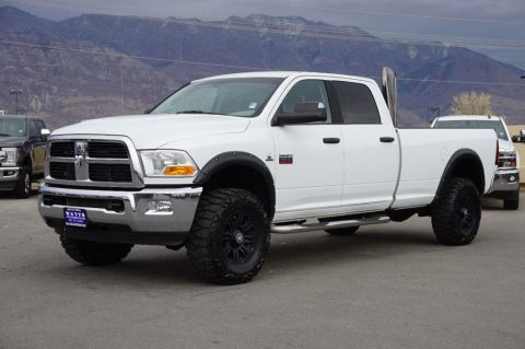 loaded 2012 Ram 2500 SLT crew cab for sale