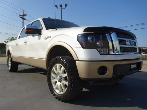 loaded beauty 2012 Ford F 150 KING Ranch CREW CAB for sale