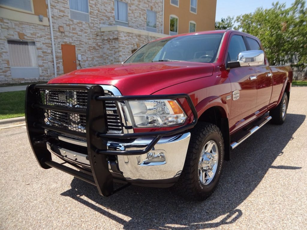loaded with options 2012 dodge ram 2500 laramie longhorn. Black Bedroom Furniture Sets. Home Design Ideas
