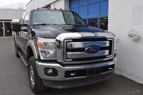 low miles 2012 Ford F 350 Lariat crew cab for sale