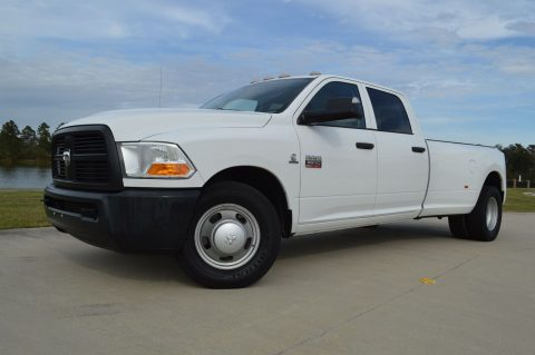low miles 2012 Ram 3500 ST Crew Cab for sale