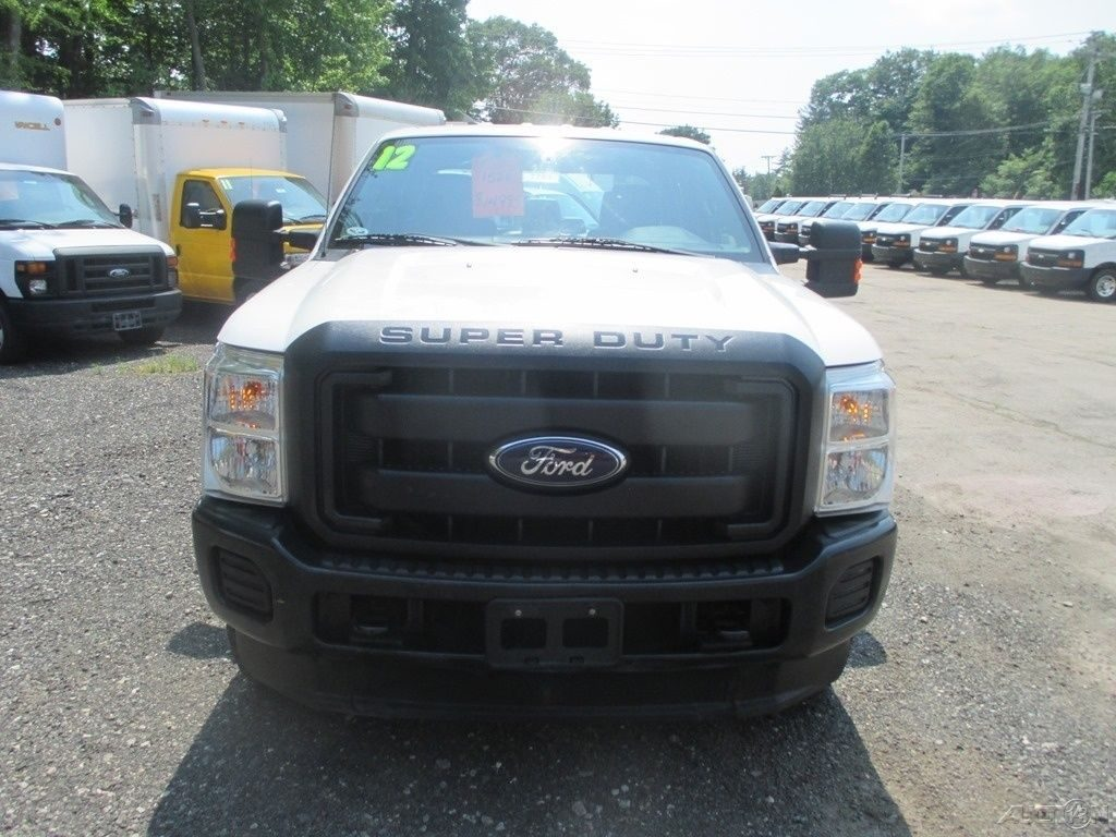 reliable 2012 Ford F 250 XL crew cab