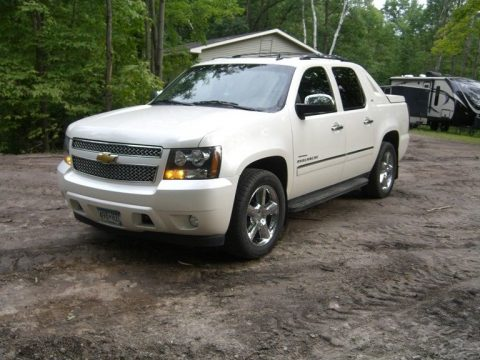 Supercharged 2012 Chevrolet Avalanche 4WD Crew Cab LTZ for sale