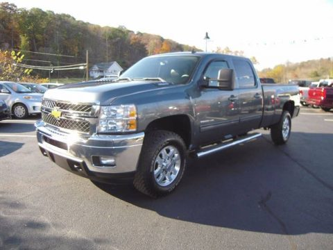 turbocharged 2012 Chevrolet Silverado 3500 LTZ Crew Cab for sale