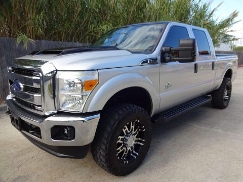 very clean 2012 Ford F 250 XLT crew cab for sale