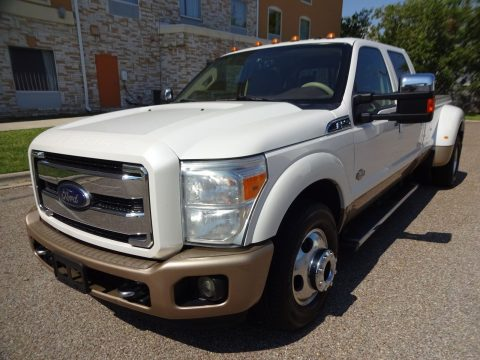 well equipped 2012 Ford F 350 King Ranch crew cab for sale