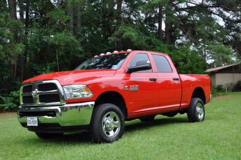 clean 2013 Ram 2500 Tradesman Crew Cab for sale